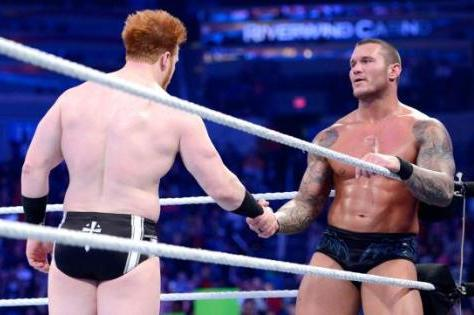 Sheamus and Randy Orton Need to Start Feuding Already