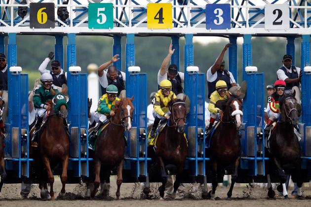 Belmont Stakes Post Positions: Breaking Down Most Historically Successful Slots