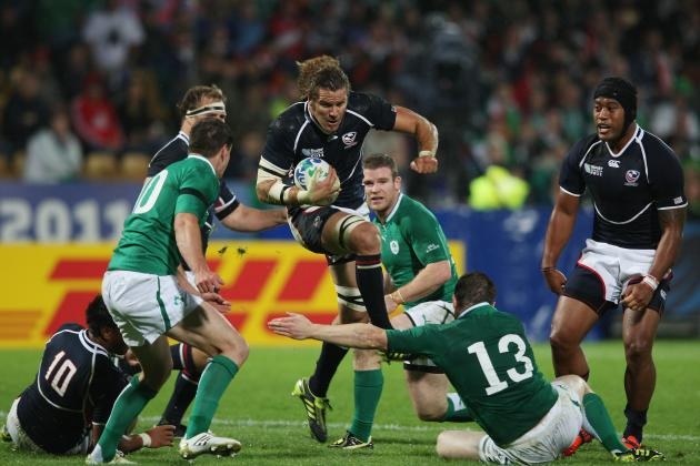 USA Rugby vs Ireland: Coaching Staffs Talk to Bleacher Report