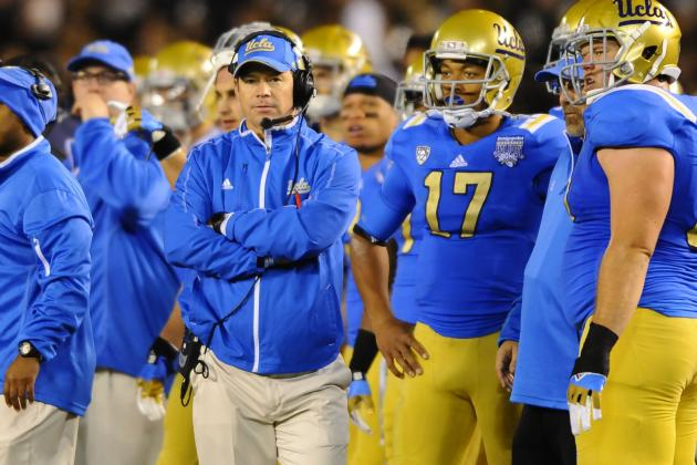 UCLA Football: Jim Mora Continues to Stockpile Elite Talent