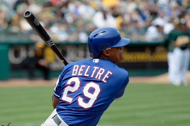 Buzz: Beltre Should Return Wednesday