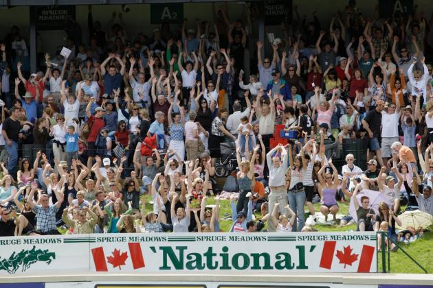 Spruce Meadows National 2013: Dates, Start Times, Event Schedule and Order of Go