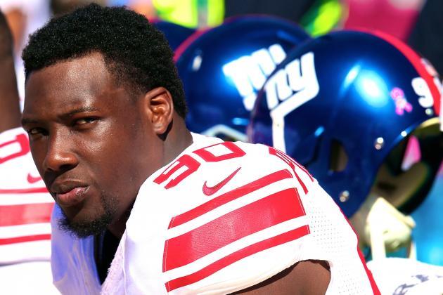 Will Jason Pierre-Paul Be Ready for Giants' Season Opener?