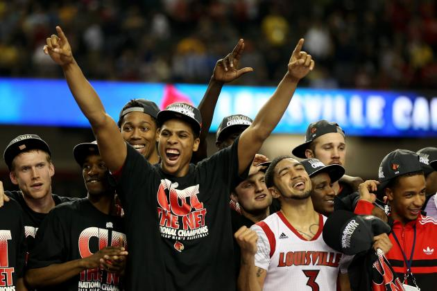 Will Weak AAC Conference Hurt Louisville's Bid to Repeat as NCAA Champions?