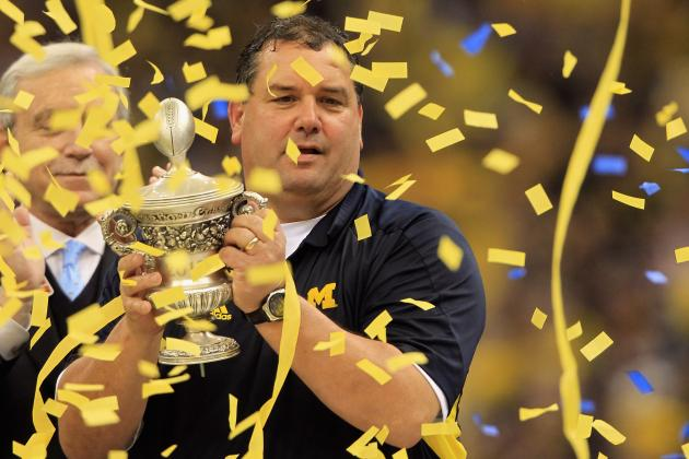 Michigan Football: The Wolverines Are on Schedule with Coach Brady Hoke
