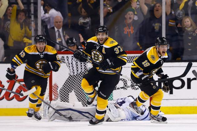 Why the Boston Bruins Are the Real Stanley Cup Favorites