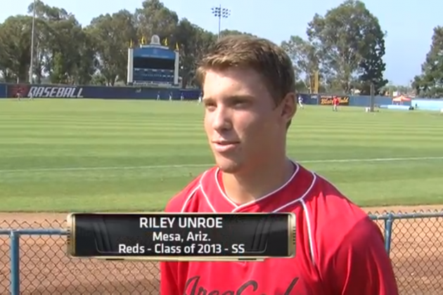 Riley Unroe: Prospect Profile for Tampa Bay Rays' 2nd-Round Pick