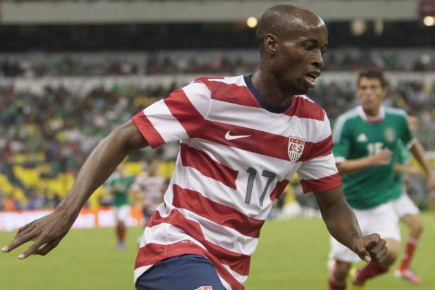 American Exports: DaMarcus Beasley Placed on Puebla's Transfer List