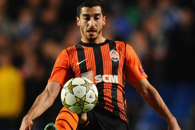 How Liverpool Could Use Rumoured Transfer Target Henrikh Mkhitaryan