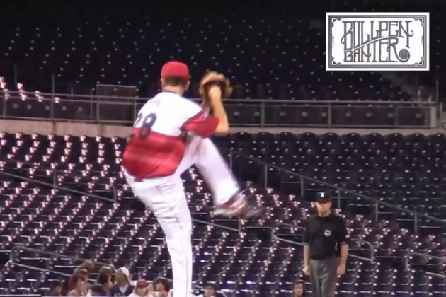 Casey Shane: Prospect Profile for Cleveland Indians 6th Round Pick
