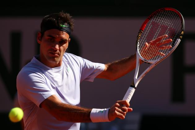 Roland Garros Defeat for Roger Federer Signals End of an Era at the French Open