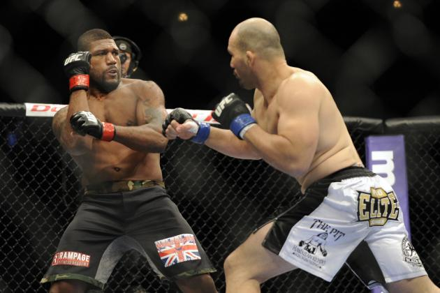 Rampage Jackson Is in for a Professional Wrestling Rude Awakening