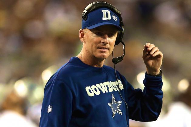 Losing Cowboys' Play-Calling Duties Is the Worst Thing for Jason Garrett