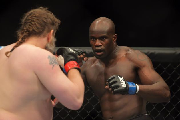Report: Cheick Kongo Follows Teammate