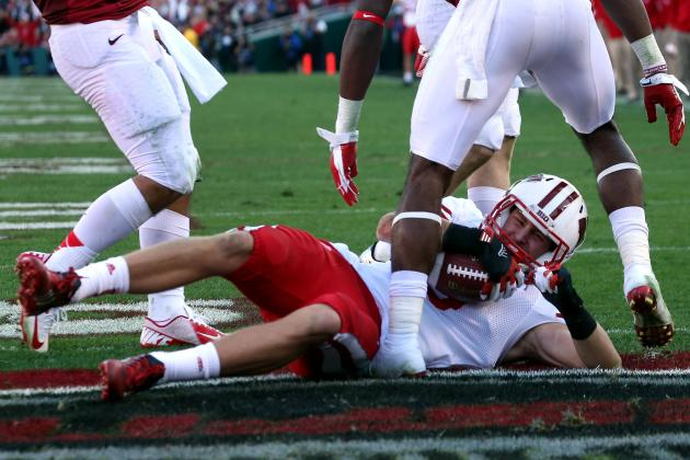 Wisconsin Football: Over/Under 2013 Win Total Predictions for Badgers