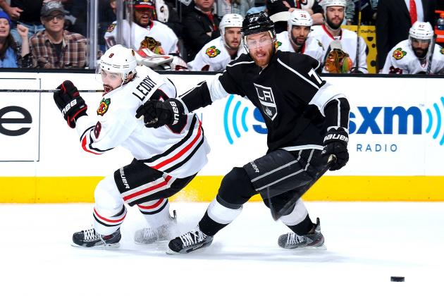 Chicago Blackhawks vs. Los Angeles Kings Game 3: Live Score, Updates & Analysis
