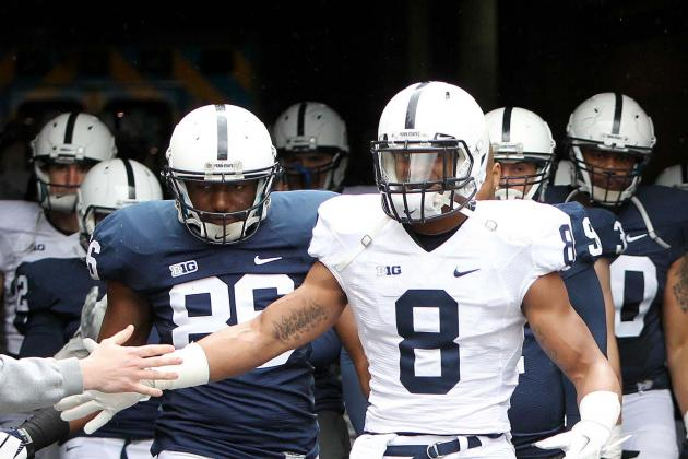 Penn State Football: Over/Under 2013 Win Total Predictions for Nittany Lions