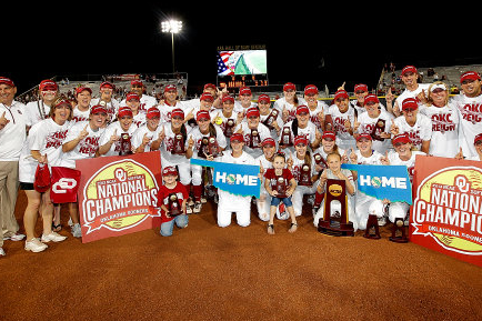College Softball World Series 2013: Oklahoma Displays Dominance with Title