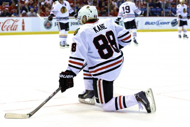 Blackhawks vs. Kings: Can Chicago Win Stanley Cup Without Stars at Their Best?