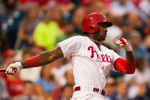 Mayberry Slams Phillies Past Marlins in Extras