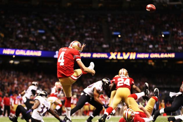 San Francisco 49ers: Breaking Down the Special Teams