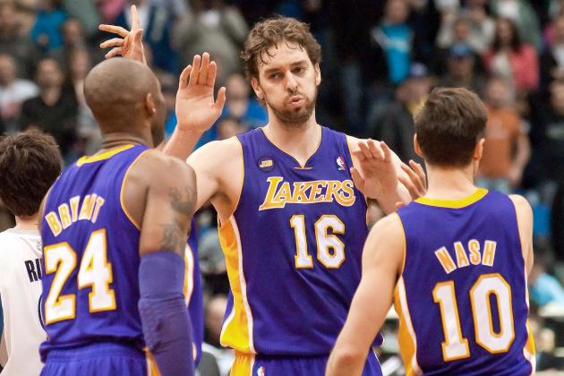 LA Lakers Areas That Must Be Upgraded Before Next Season