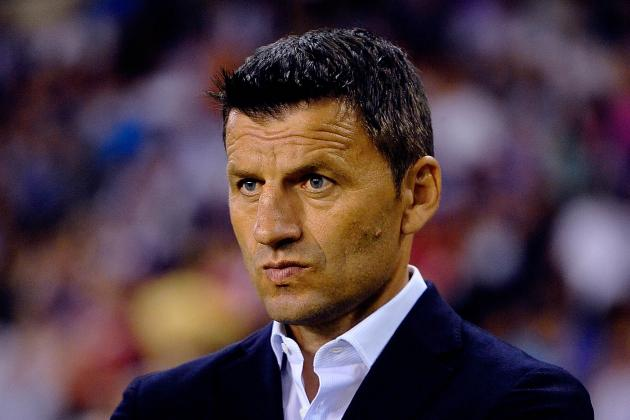 Valencia Confirm Djukic Appointment