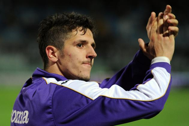 Stevan Jovetic: Why Arsenal Is Best Fit for Fiorentina Star's Summer Transfer
