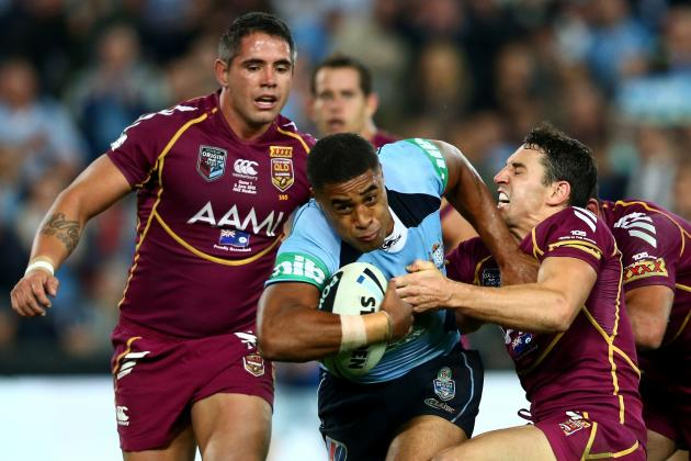 State of Origin 2013 Results: Game 1 Score and Recap for Blues vs. Maroons