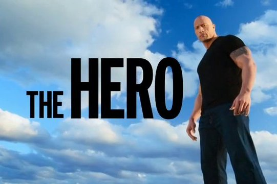 Previewing The Rock's New TNT Show 'The Hero'