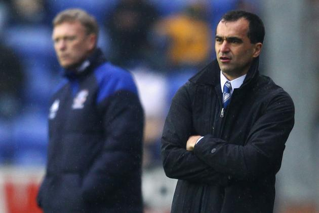 Everton FC: 5 Potential Roberto Martinez Signings for the Toffees