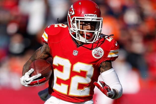 Charles, McCluster Back on the Field at Chiefs Minicamp After Injuries