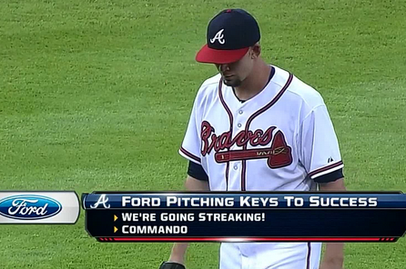 The Atlanta Braves Get Some Very Strange Advice on How to Be Successful