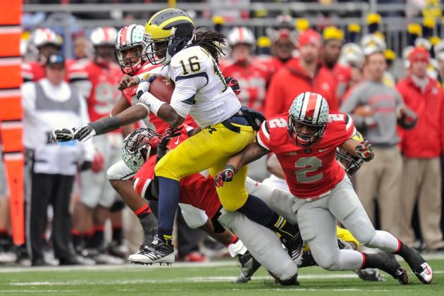 Ohio State Football: Will OSU Struggle Defending the Spread This Season?