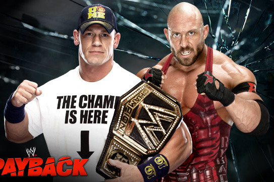 WWE Payback: Can John Cena vs Ryback Top Their First Match?