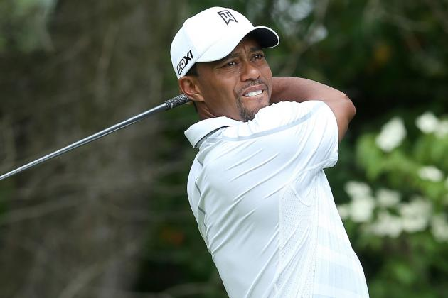 Tiger Woods' Love Life and Nike Deal Get Roasted by Jimmy Kimmel