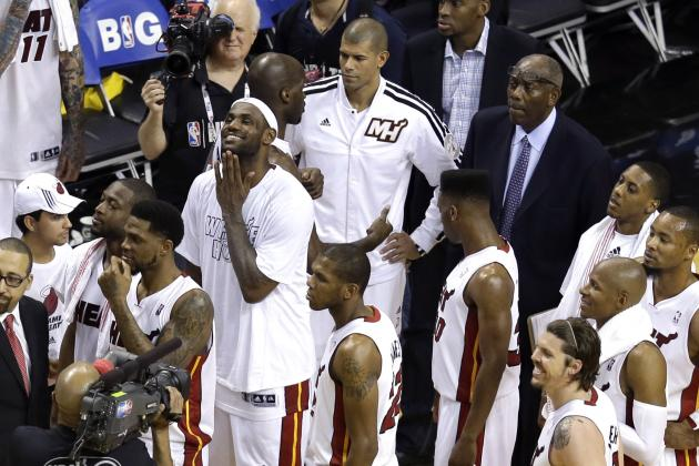Still the Favorite: Oddmakers Like the Miami Heat in Finals