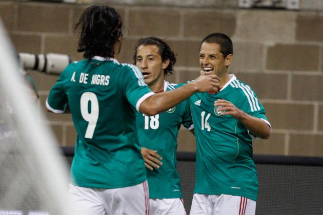 Mexico vs. Jamaica: What United States Can Learn from El Tri's Crucial Win