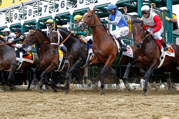 Belmont Stakes 2013 Post Positions: Complete Listing for Every Horse