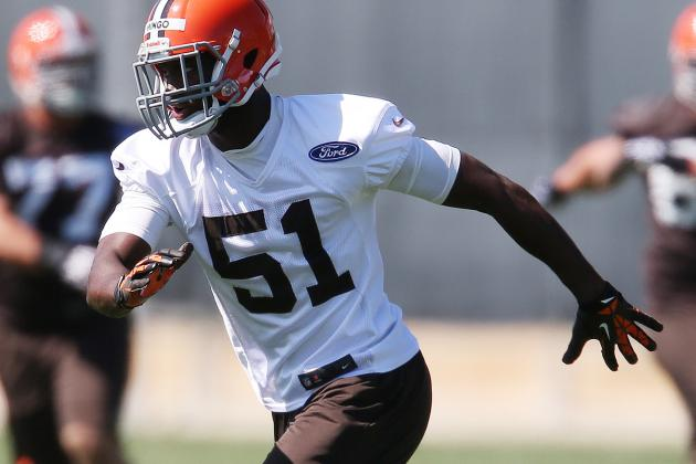 Expect Browns' Sacks to Climb