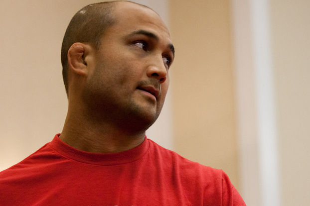 B.J. Penn: 'I Was Never the Same Fighter After I Had My Two Daughters'