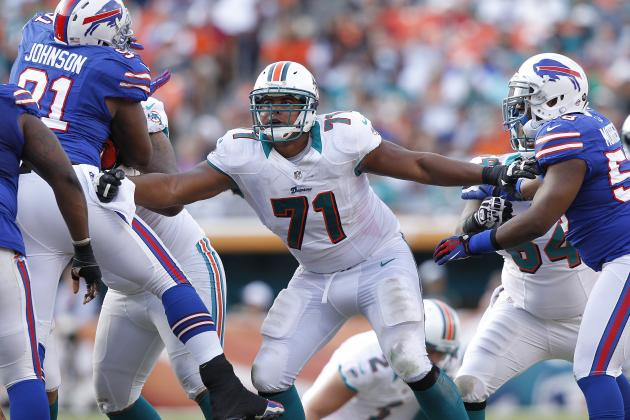Miami Dolphins Made the Right Choice to Not Overpay for a Left Tackle