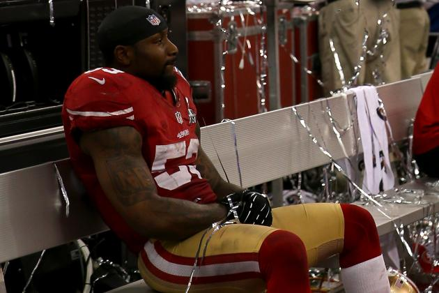 Navorro Bowman: Super Bowl Loss 'still Haunts Us'