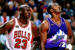 Seriously: Malone Says He'd Leave MJ Off His All-Time Starting 5