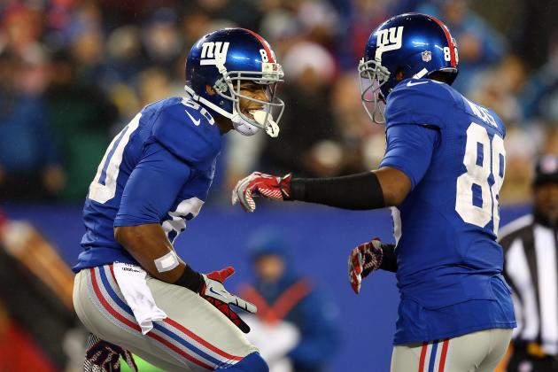 NFL Offseason: Hakeem Nicks and Victor Cruz Should Think Twice About Holding Out