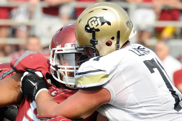 Former Colorado Lineman Lewis Appears in Court