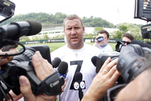 Ben Roethlisberger Injury: Updates on Steelers QB's Knee