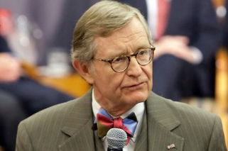 Gordon Gee: Ohio State Students' Twitter Tribute