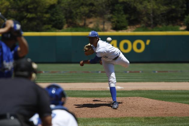 Sean Manaea: Prospect Profile for Kansas City Royals' No. 34 Overall Pick