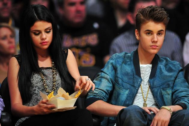 NBA Finals Celebrity Fan Showdown: Selena Gomez's Spurs vs. Justin Bieber's Heat